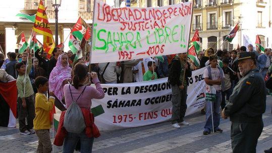 Polisario_in_Madrid