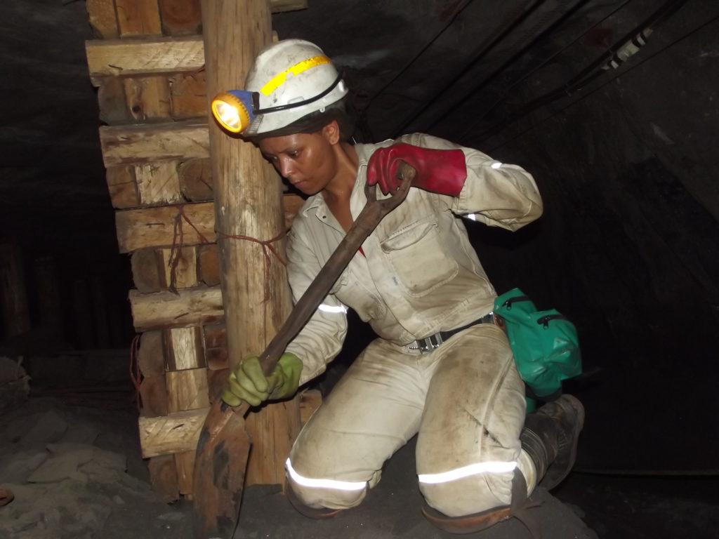 Gendered Navigations Women In Mining Roape