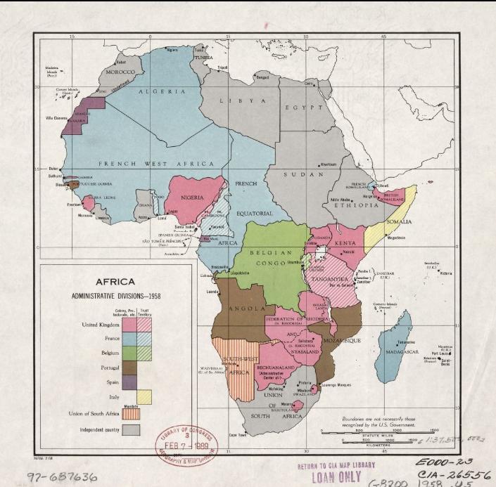 Race, Politics and Pan-Africanism - ROAPE